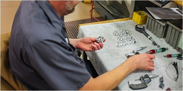 CNC Industries Aerospace manufacturing