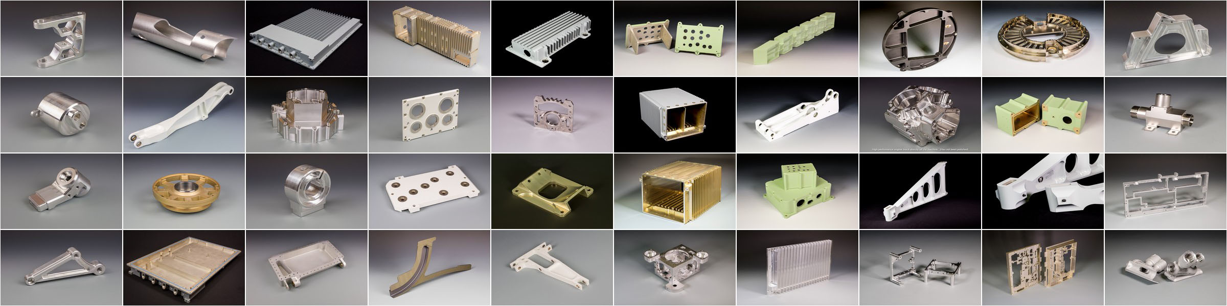 CNC Industries precision machining