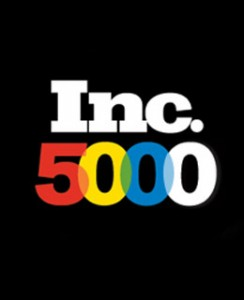 CNC Industries Inc5000 award