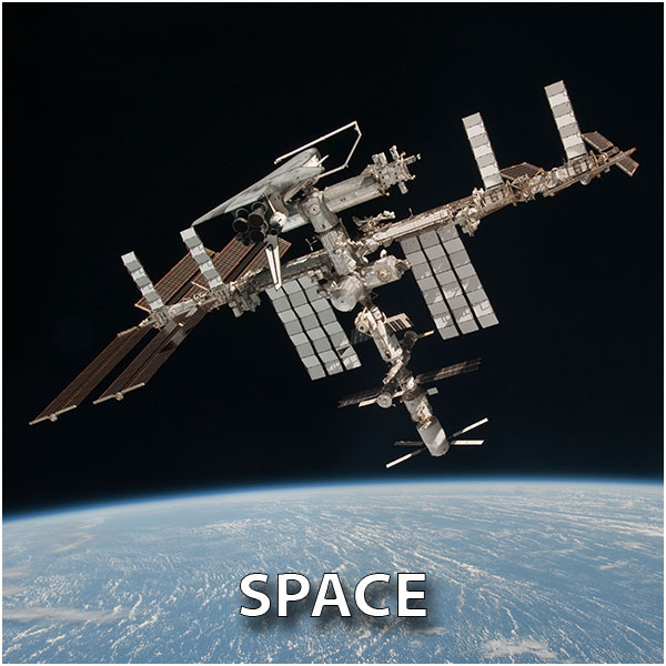 CNC Industries supplies parts to the space industry
