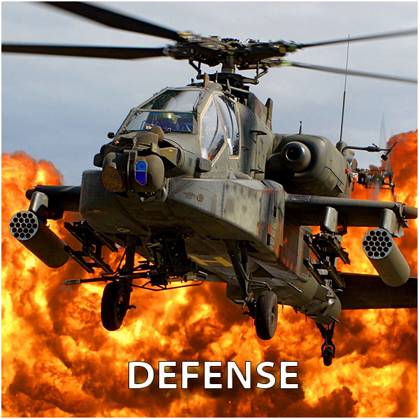 CNC Industries supplies parts to the defense industry