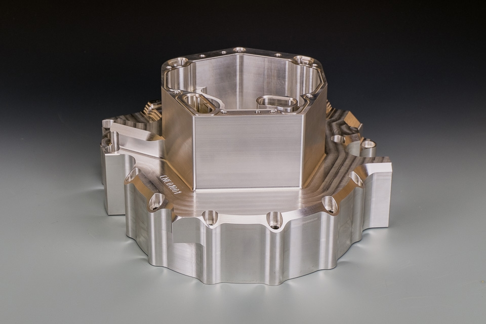 CNC Industries 5-Axis parts