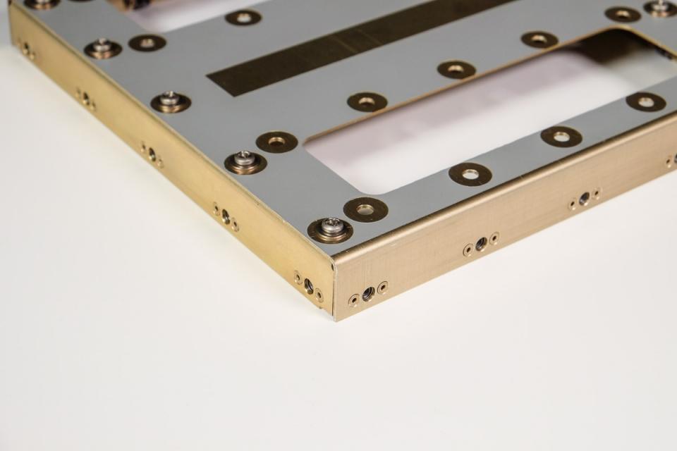 Sheet metal assembly