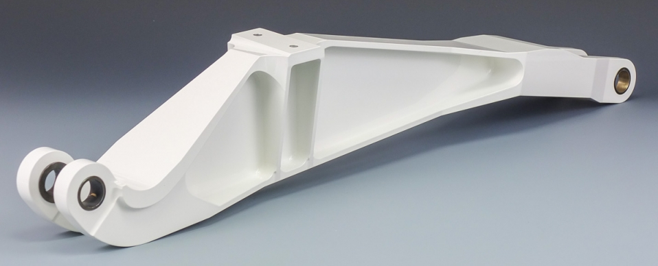 Part made by CNC Industries for the Defense Logistics Agency