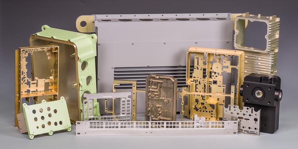 CNC Industries Aerospace parts