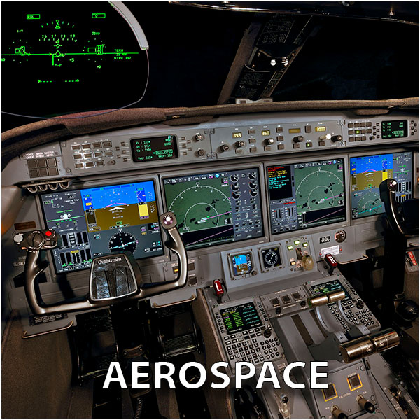CNC Industries supplies parts to the aerospace industry